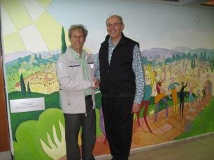 Ian and Harold Wolfe_Jerusalem Celebration