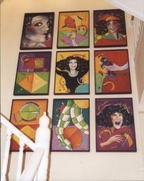 The Many Faces of Gilda - Gilda's Club